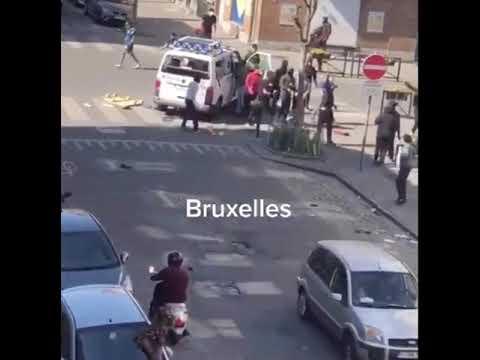 Enorme Rellen In Brussel