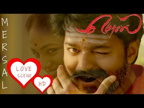 Mersal Whatsapp Status Love Scene - Thalapathy ❤ NithyaMenon