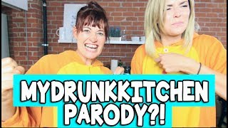 MY DRUNK KITCHEN: Best Friends PHO-ever (parody) // Grace Helbig