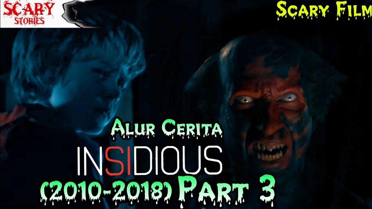 Alur Cerita INSIDIOUS Part 3 (2010-2018)