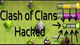 HACK|CLASH OF CLAN!!!!!!!!!!!!!!