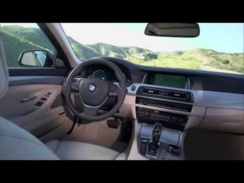 2014 New BMW 5 Series Touring Interior HD 530d Detail Commercial Carjam TV HD