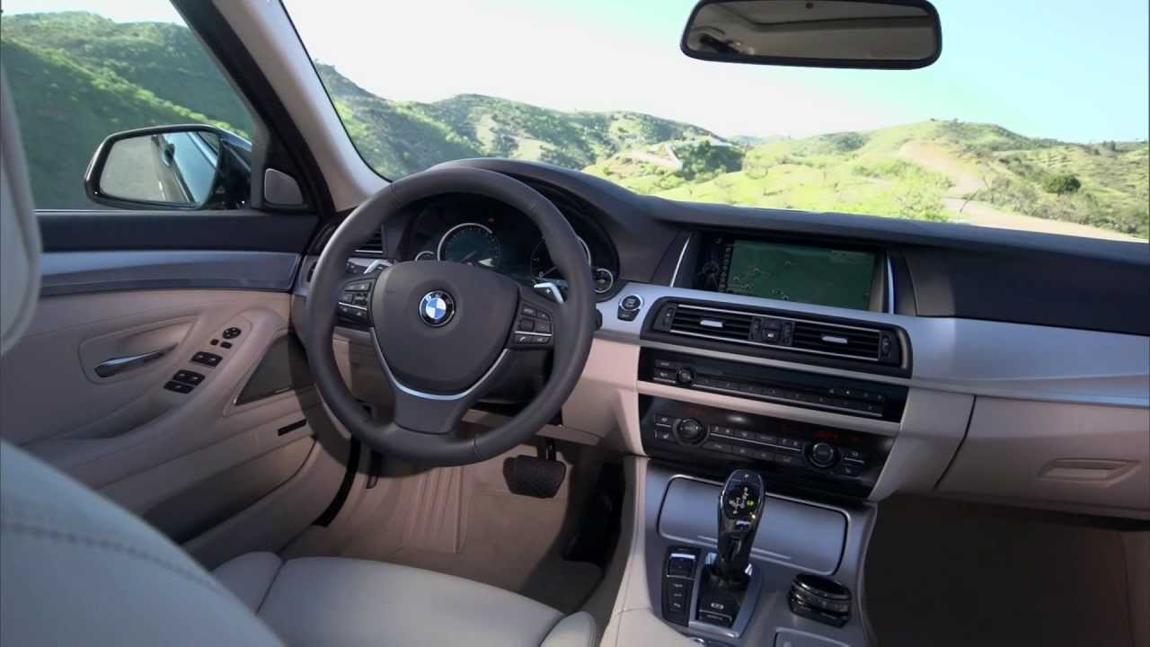 Pics photos bmw 520d estate bmw 520d touring review 2010 - 2014 New Bmw 5 Series Touring Interior Hd 530d Detail Commercial Carjam Tv Hd Youtube