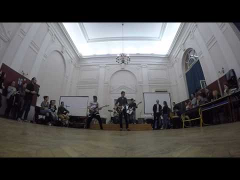 Orion-Metallica Cover by School Band