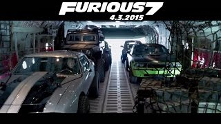 Fast and furious 7 - trailer  hd  road to furious (official release date 4.3.2015)