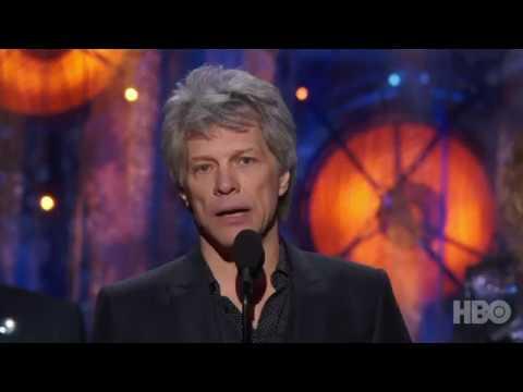 Bon Jovi Reunites At Rock And Roll Hall Of Fame