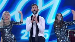 Se Pär Lernström framföra en magisk mellanakt - Idol Sverige (TV4)