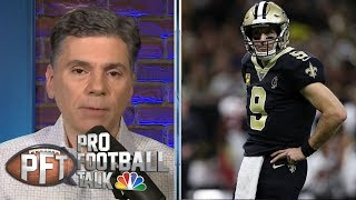 Who is under most pressure on NFL Wild Card Weekend? | Pro Football Talk | NBC Sports