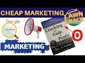 Cheap Marketing Ideas for Lawn and Landscape Companies 📢 | 👌 Best Advertising Options on a Budget