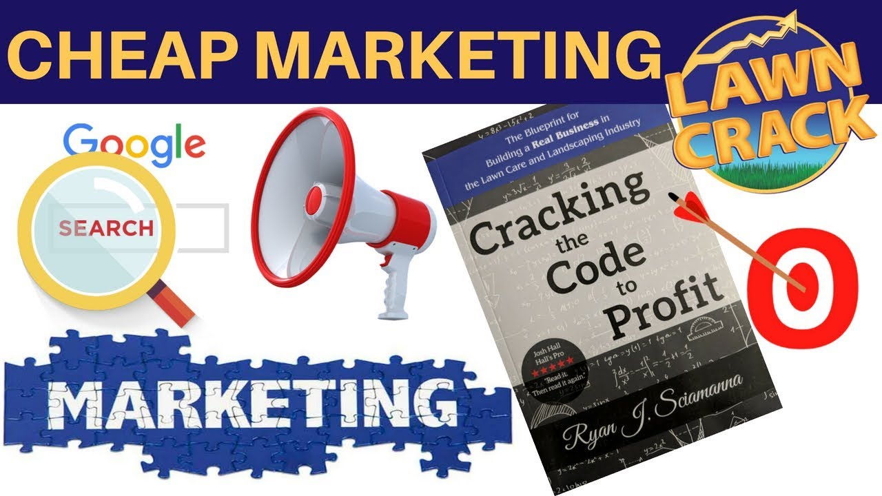 cheap marketing ideas for lawn and landscape companies best