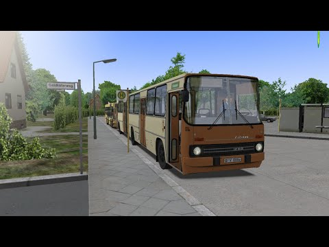 OMSI 2 Citybus i280.02 '84 ||.Line 137 PC Gameplay! |