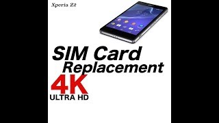 Xperia z2 SIM Card Reader replacement