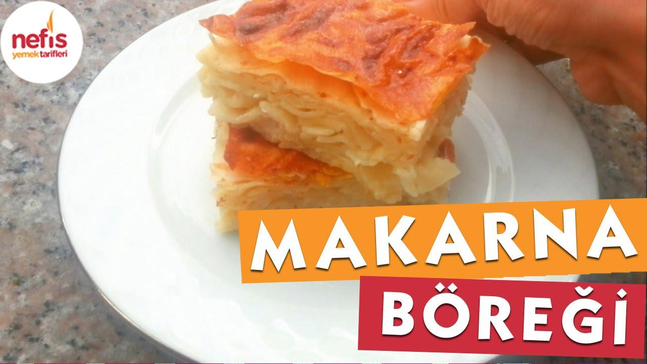 Makarna Böreği