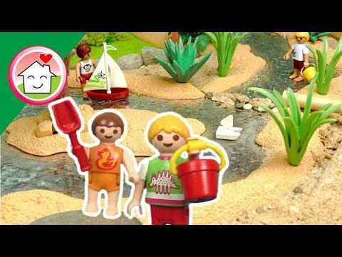 عائلة عمر في حديقة الألعاب المائية تاني - عائلة عمر - جنه ورؤى