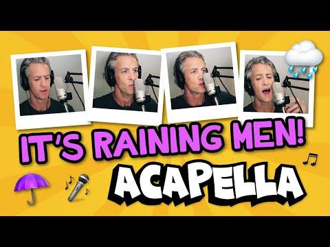 It's Raining Men: A Capella Cover