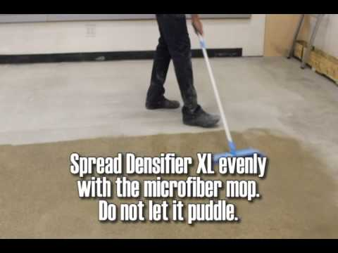 How to Apply Smartkrete Densifier XL and Densifier XP