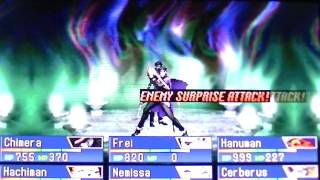 SMT Devil Summoner Soul Hackers VS Raidou & Raido Kuzunoha UP Extra boss hard difficulty