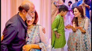 Rajinikanth's younger daughter Soundarya Rajinikanth, Vishagan Vanangamudi tie the knot