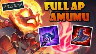 Troll the Meta - Full AP Amumu | LoL edit Gameplay