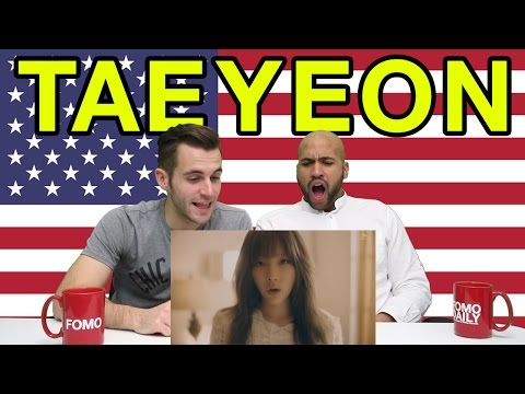 Fomo Daily Reacts To Taeyeon