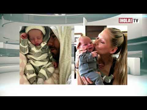 Enrique Iglesias y Anna Kournikova presentan a sus mellizos | La Hora ¡HOLA!