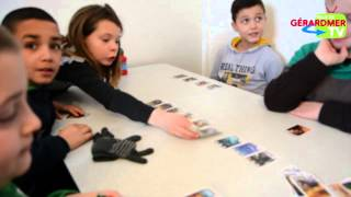 Les enfants des NAP au Festival du Film Fantastique de Gérardmer