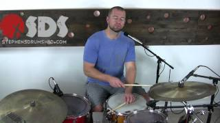 "Reggae Drums How To - ""She"