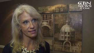 Kellyanne Conway: 'I'm here for the long haul'