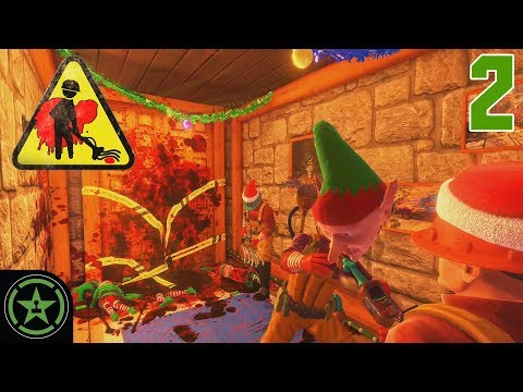 Dynamite Gets Rid of Everything - Let's Play - Viscera Cleanup Detail #2