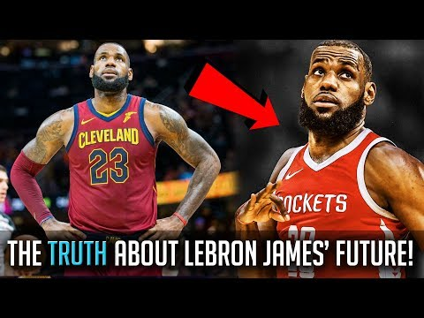 The SAD TRUTH About The FUTURE OF LEBRON JAMES' CAREER