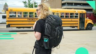Kelty Redwing 40 Backpack Review | Travel Bags For Women