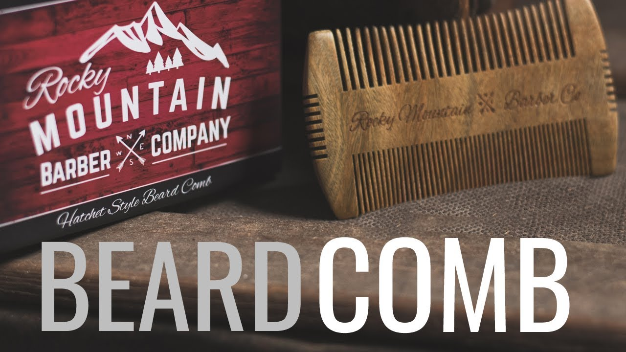 Difference Between Beard Comb and Beard Brush | Rocky