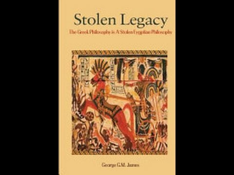George G.M. James: Stolen Legacy (chapters 6-9/9) audiobook Mp3