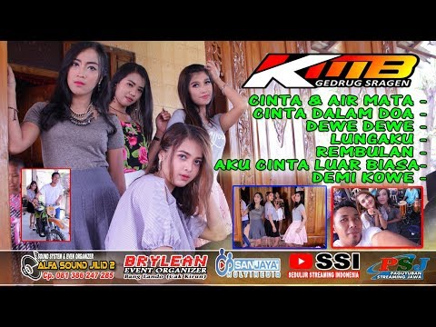 Album Progresif OM KMB MUSIC live Banyutarung Purwodadi