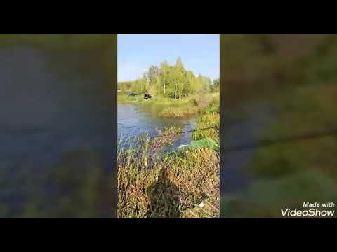 Полный фото отчёт рыбалки осетра и форели на малом водоёме в Кокино  07,09.19.