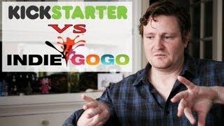 Kickstarter Versus Indiegogo by Michael LaPointe