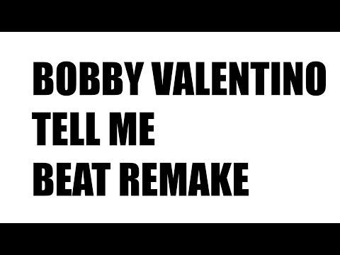 Bobby Valentino - Tell Me - Instrumental - Beat Remake