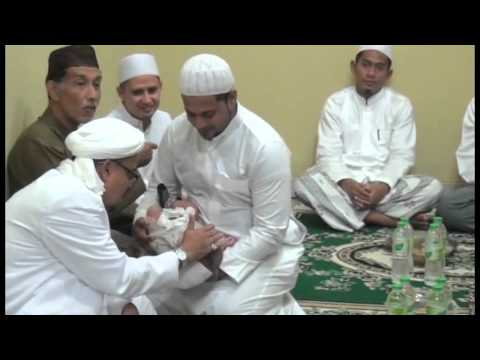 Habib Riziq bin Syahab di kediaman Habib Zein bin Smith, Kotabaru - BL (9 Maret 2016)