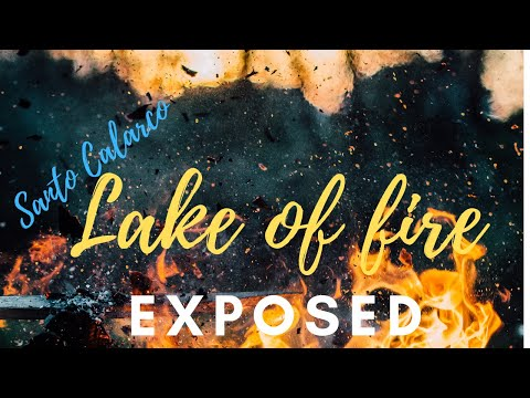 Santo Calarco: Bitesize - The lake of fire EXPOSED in 3 minutes!