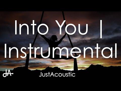 Into You - Ariana Grande (Acoustic Instrumental)
