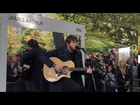 James Arthur - Quite Miss Home - London Southbank
