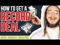 Download How To Get A Record Deal MP3 song and Music Video