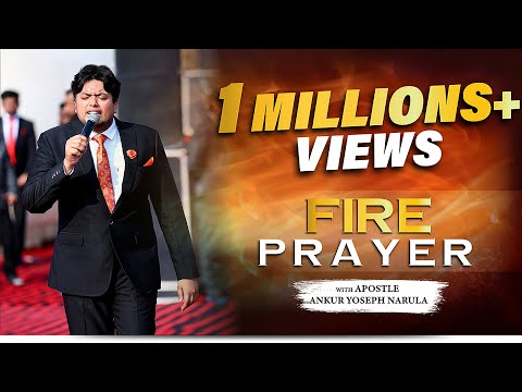 Fire Prayer With Apostle Ankur Narula Part-2 (The Church Of Signs And Wonders)