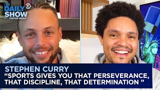Stephen Curry - Getting Back to Basketball & Launching Curry Brand |The Daily Social Distancing Show