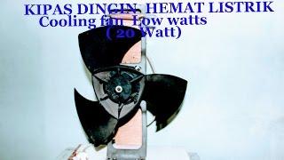 Download Video KIPAS ANGIN HEMAT LISTRIK DARI AC BEKAS MP3 3GP MP4
