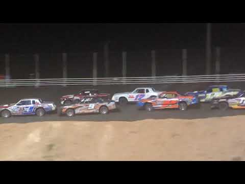 Cardinal motor speedway Cary white feature