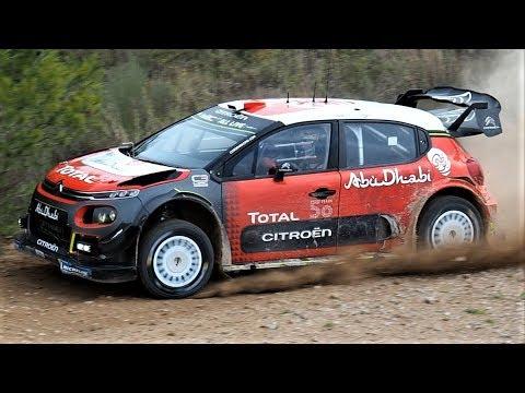Test Craig Breen | Citroën C3 WRC  | RallyRACC 2018 by Jaume Soler