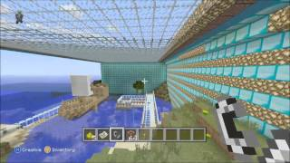 Minecraft Xbox 360 Griefing #3