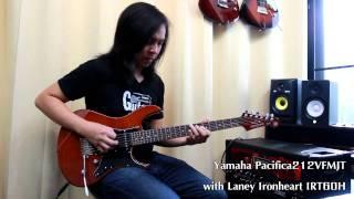 Jack Thammarat - Yamaha Pacifica PAC212VFMJT Review (Thai)