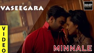 Vaseegara Video Songs | Minnale | Madhavan | Abbas I Reemma Sen | Harris Jayaraj